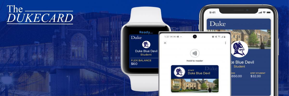 Duke Card Options